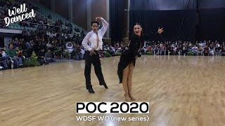 POC 2020 | WDSF World Open Latin (new series) | Final Presentation - Samba