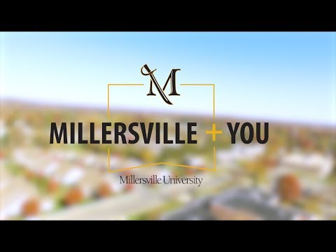Believe in the Power of We at Millersville University