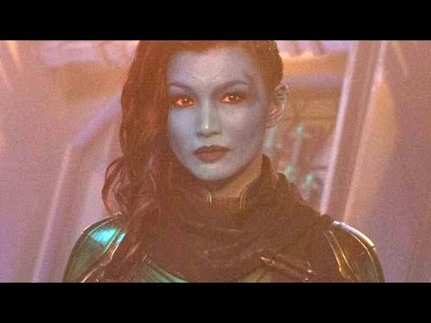 Why Minn-Erva From Captain Marvel Looks So Familiar