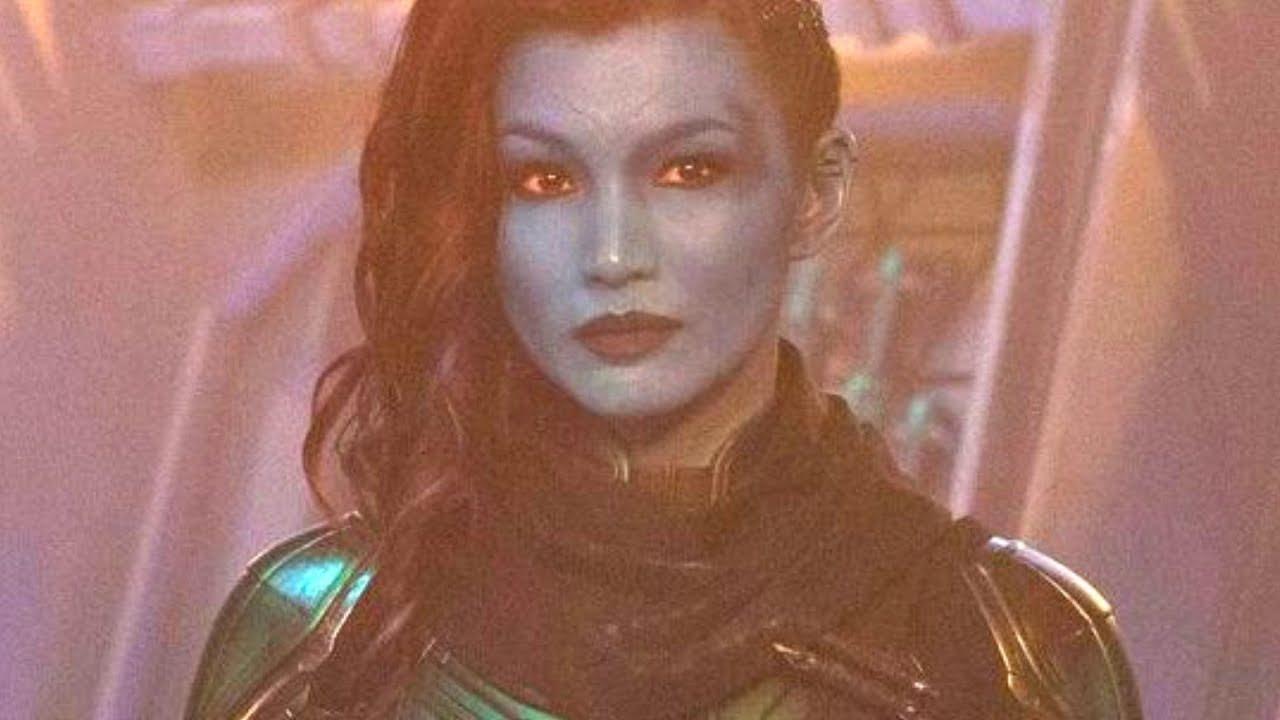 Why Minn-Erva From Captain Marvel Looks So Familiar