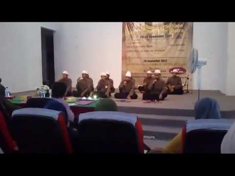 Group Al Asfiyaa' (Alumni PIQ Singosari Malang) Pekan Sastra UIN Malang 2012.mp4
