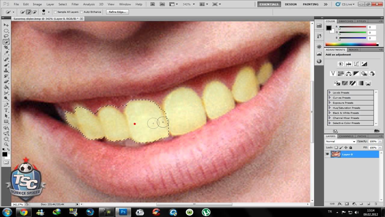 Sararmış dişler için Doğal diş beyazlatma