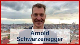 Arnold Schwarzenegger – Seine 6 Erfolgsregeln