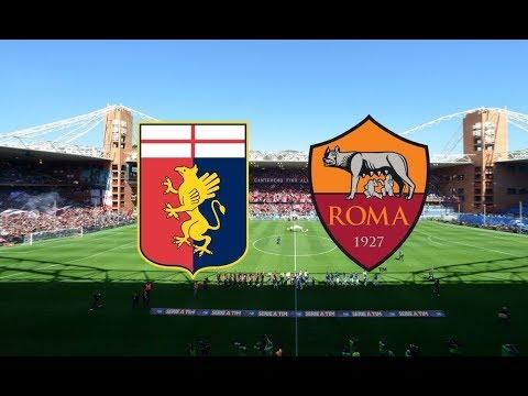 Genoa - roma | diretta live (serie a)