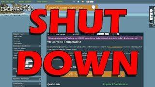 Nintendo SHUT DOWN Emuparadise - Rant Video