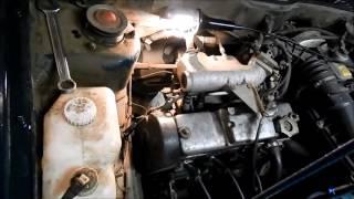видео Течь масла с двигателя 2108-2115. возможная причина