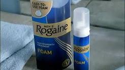 泡沫式落健 Rogaine Foam 5% 產品使用介紹
