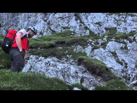Mammut 150 Peak Project: Hochkönig Klettersteig mit Engelhorn Sports