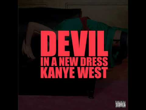 Kanye West  Devil in a new dress