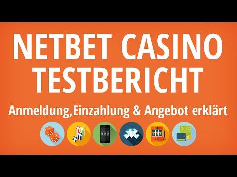 NetBet Casino Testbericht: Anmeldung & Einzahlung erklärt [4K]