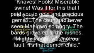 the tale of taliesin pt2
