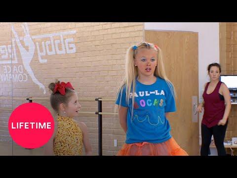 Dance Moms: Jojo Brings Paul-la To ALDC (Season 6 Flashback) | Lifetime
