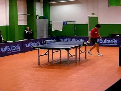 Tenis de Mesa :: E. Amadora - 2 x Sporting - 4 de 2007/2008