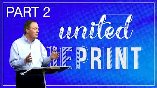 United Blue Print  |  Part 2  |  Dr. Glenn Ledbetter