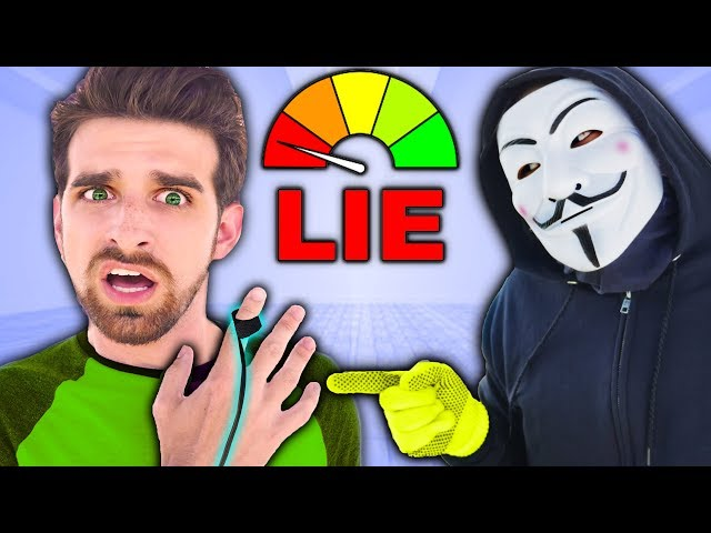 HACKERS GIVE ME LIE DETECTOR TEST to Learn If Im with Project Zorgo or Chad Wild Clay & Vy Qwaint