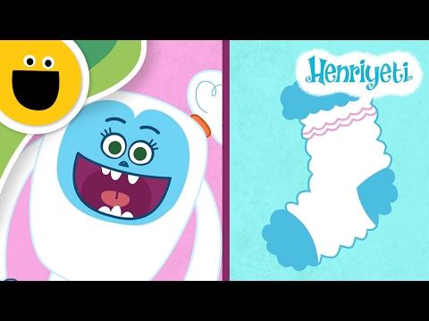 Socks Song | Henriyeti (Sesame Studios)