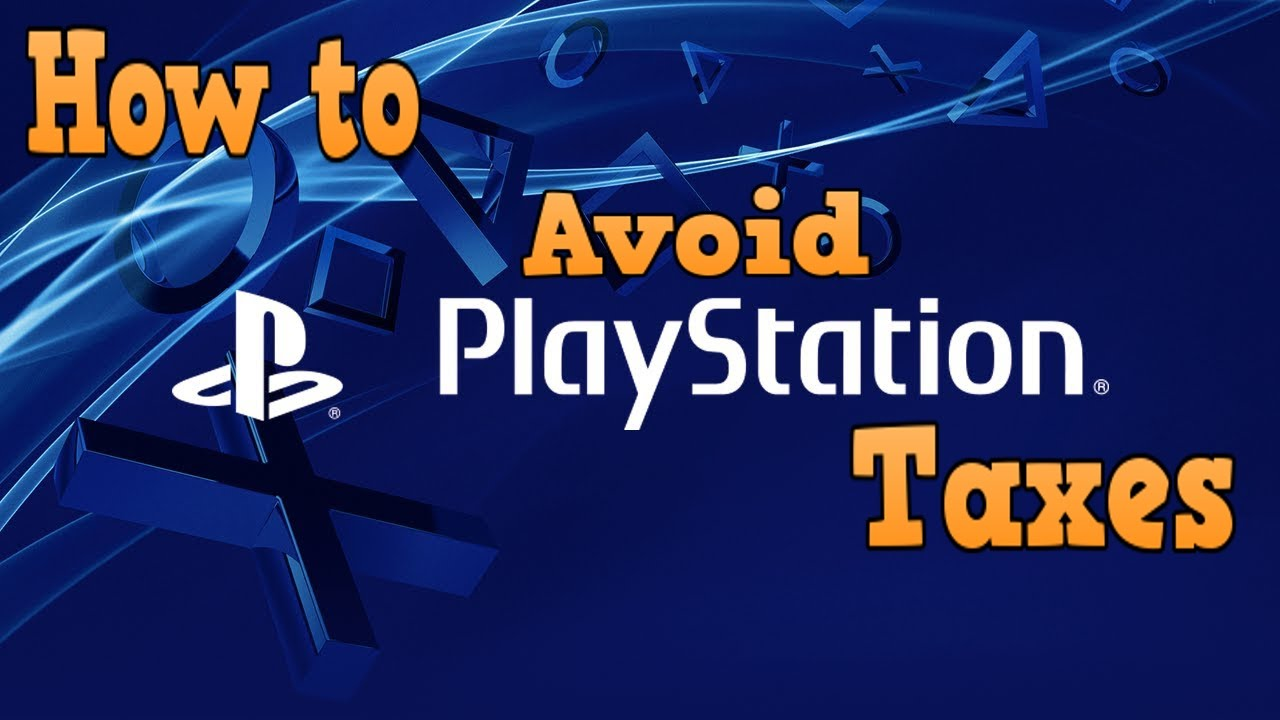 How to Avoid the PSN purchase tax | Tutorial