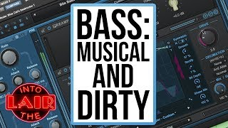 Bass: Musical and Dirty - Into The Lair #191