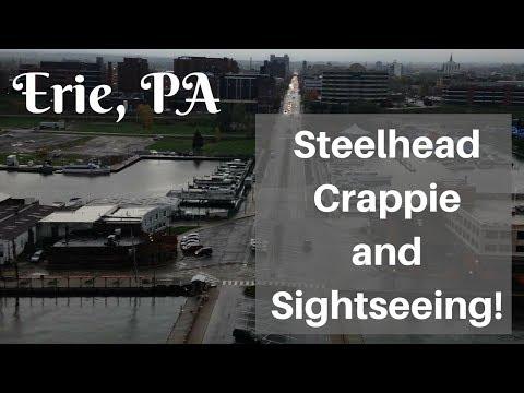 Erie, PA Fishing Vlog!