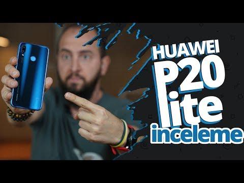 Huawei P20 Lite inceleme - Fiyatını hak ediyor mu? Mate 10 Lite seçmek mantıklı mı?