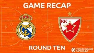 Highlights: Real Madrid - Crvena Zvezda mts Belgrade