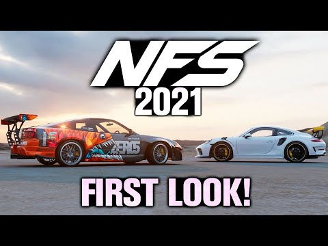 Need for Speed 2021 - EARLY FIRST LOOK!