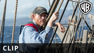 In The Heart Of The Sea – Ron Howard - Master Filmmaker - Official Warner Bros. UK