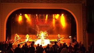 Saxon - Sons of Odin - Live in Milwaukee, 7th April 2018