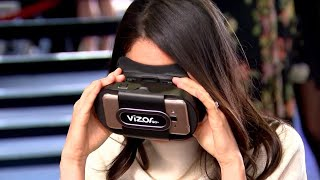 Meghan Markle and Prince Harry Wear Virtual Reality Goggles to Promote STEM