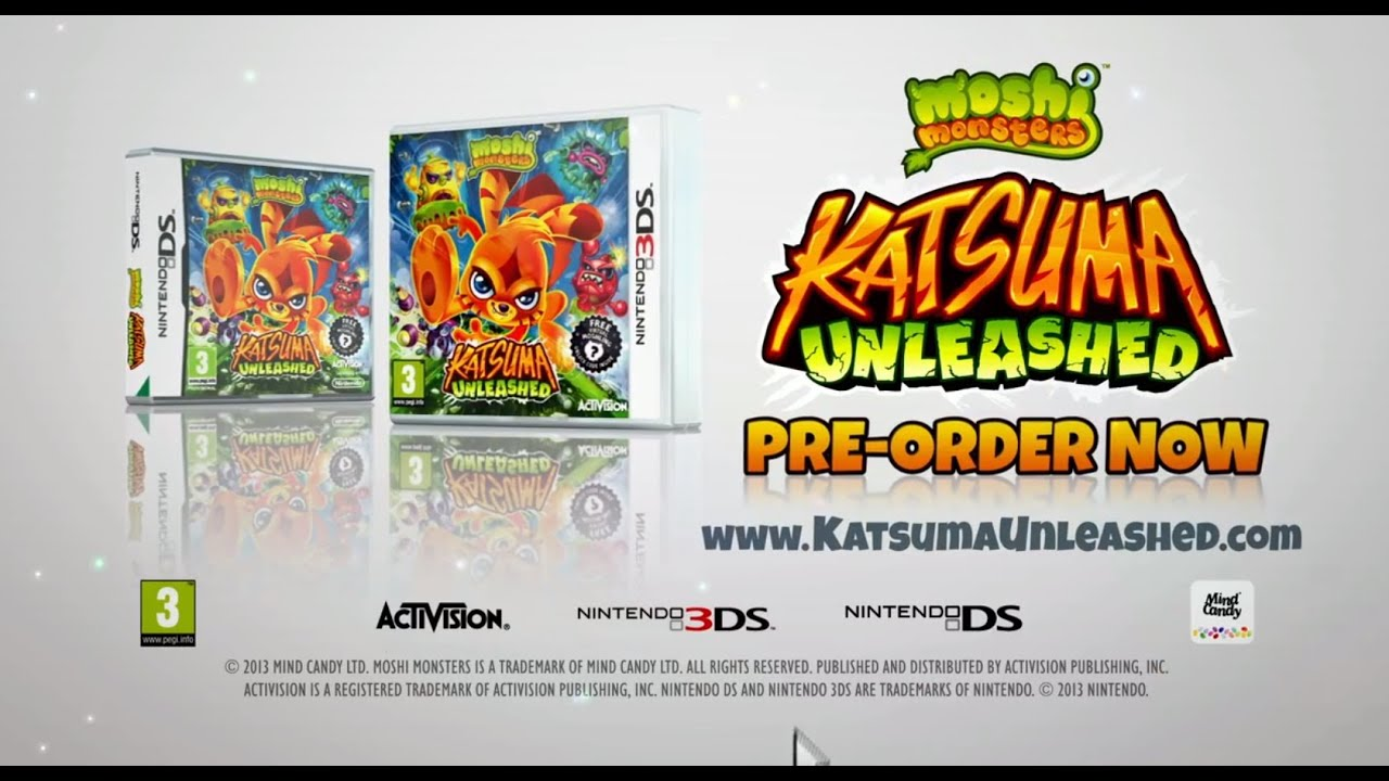Official Katsuma Unleashed Trailer Uk Available On
