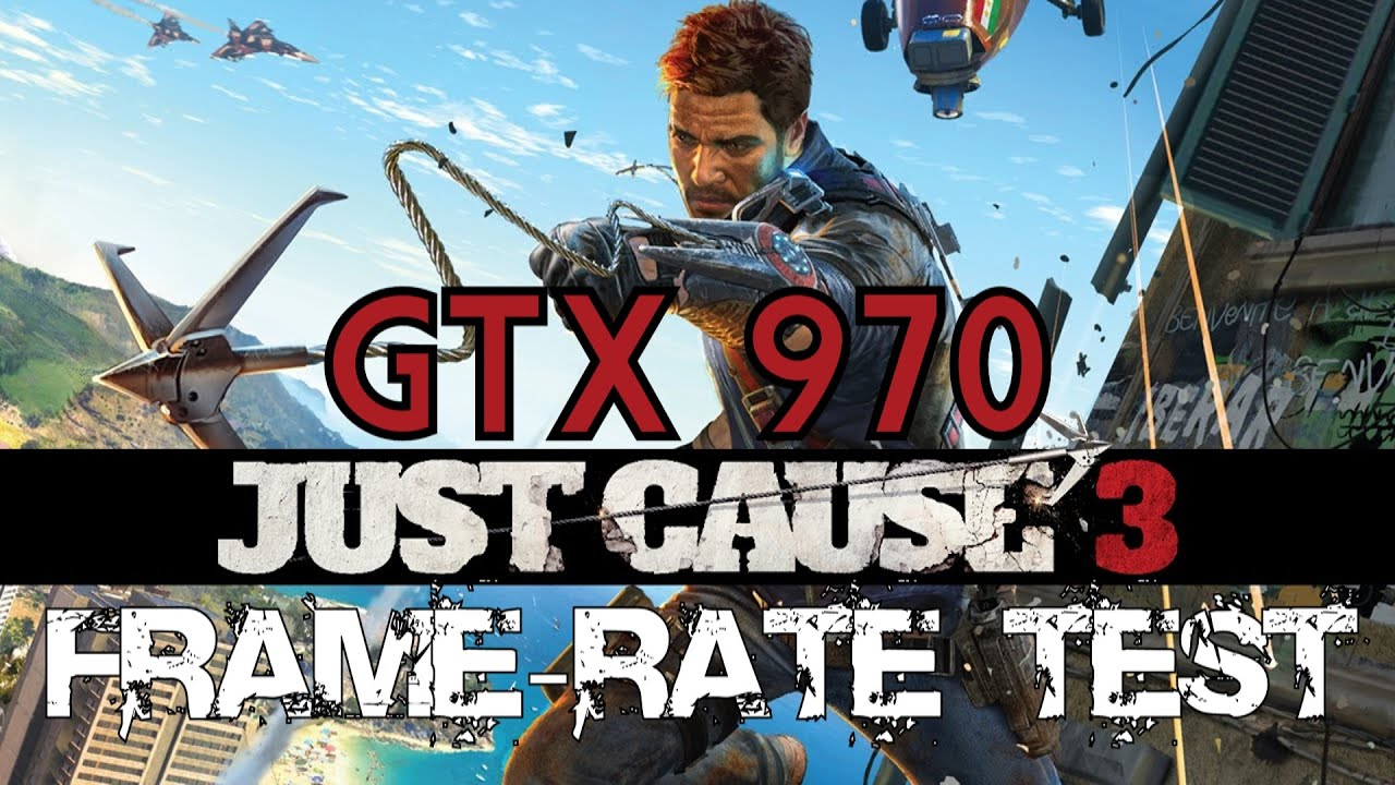 Just Cause 3 Test