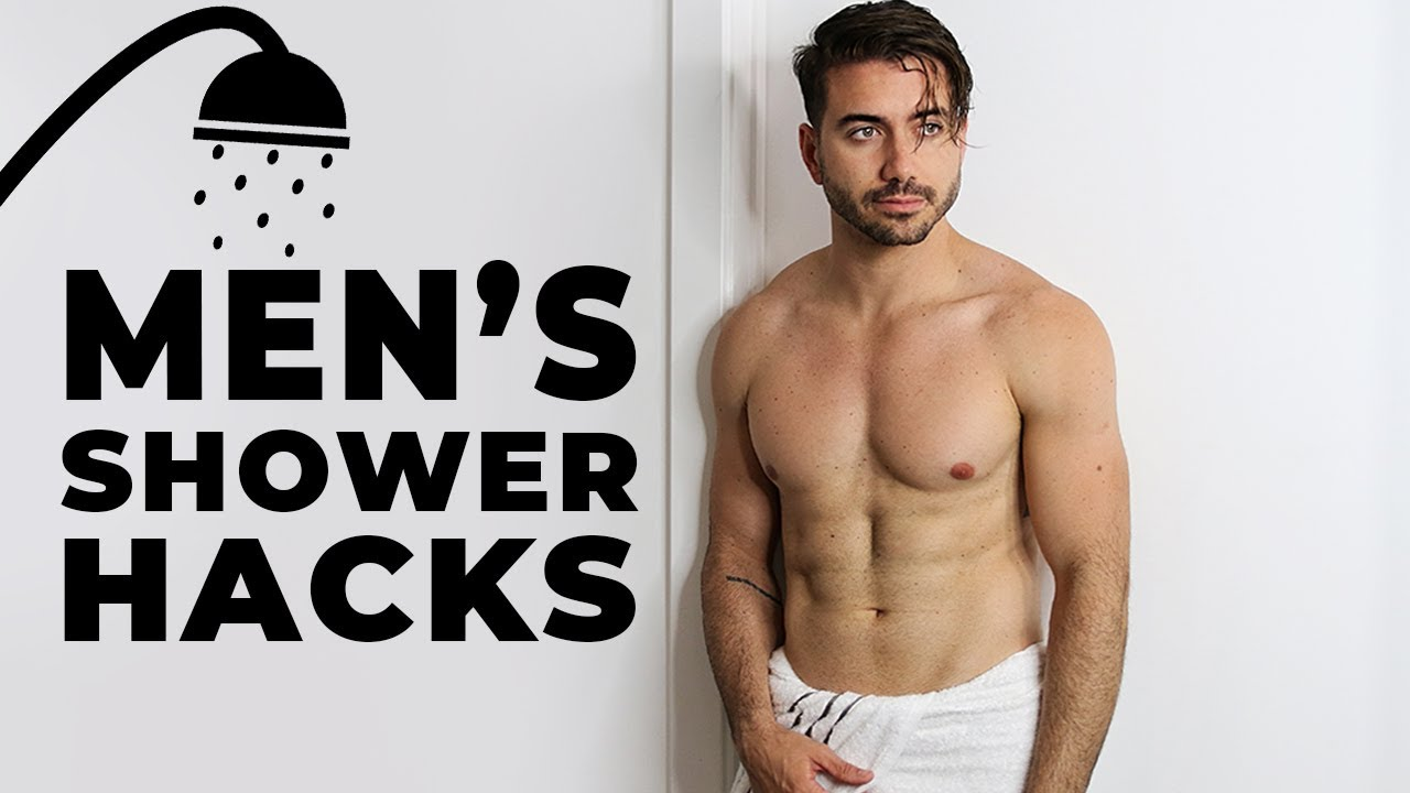 Shower man Nude Photos 56
