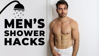 SHOWER HACKS EVERY MAN SHOULD KNOW | Alex Costa