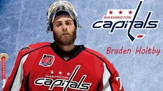 Braden Holtby - Born a Champion [HD]