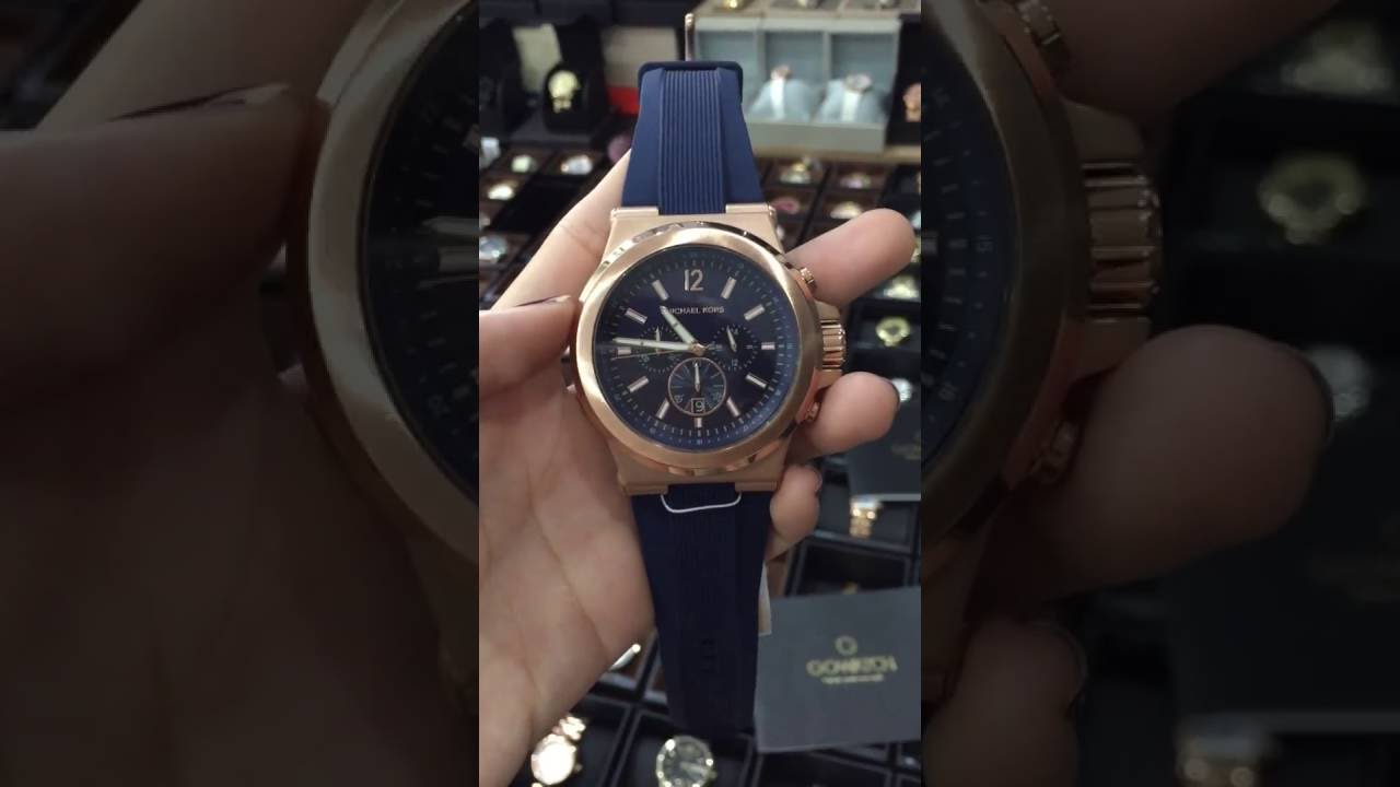 Michael Kors Watches Dylan Men s Watch MK8295 - YouTube c20b114d59
