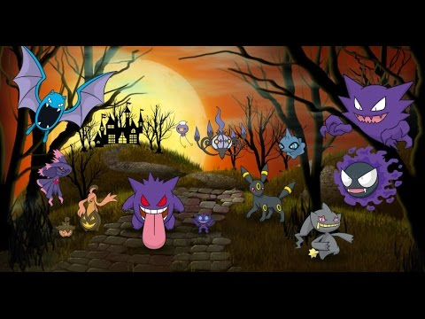 Pokemon Go - Here's Where to Look for These Halloween Pokemon During PoGo's First In-Game Event