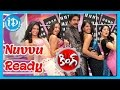 Nuvvu Ready Song - King Movie - Nagarjuna - Trisha Krishnan - Mamta Mohandas