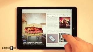 iPad Pro 9.7 Review - This is a great e-Reader