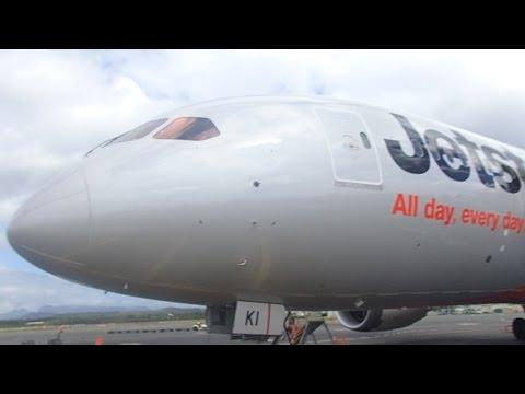 Flight Review Jetstar B787 Dreamliner Gold Coast to Tokyo Narita