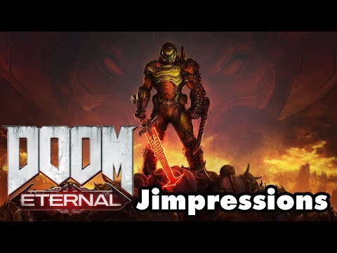 Doom Eternal - I Chained, I Sawed, I Conquered (Jimpressions)
