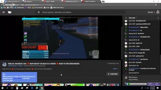Playing roblox live, COME JOIN, You pick the games