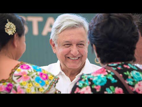 'Programas Integrales De Bienestar', Desde Hopelchén, Campeche.