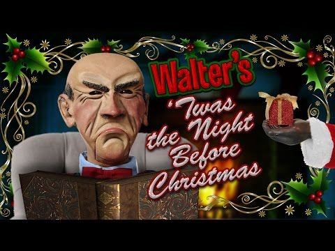 Walter's 'Twas the Night Before Christmas | JEFF DUNHAM