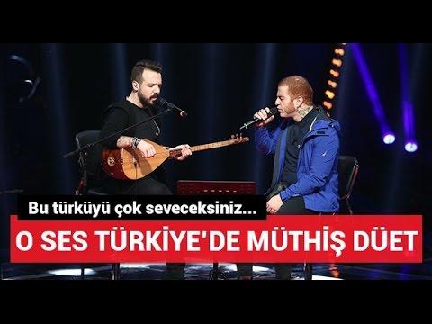 Gökhan Özoğuz Mustafa İpekçioğlu  Şu Benim Divane Gönlüm  Deyişi O ses Türkiye HD
