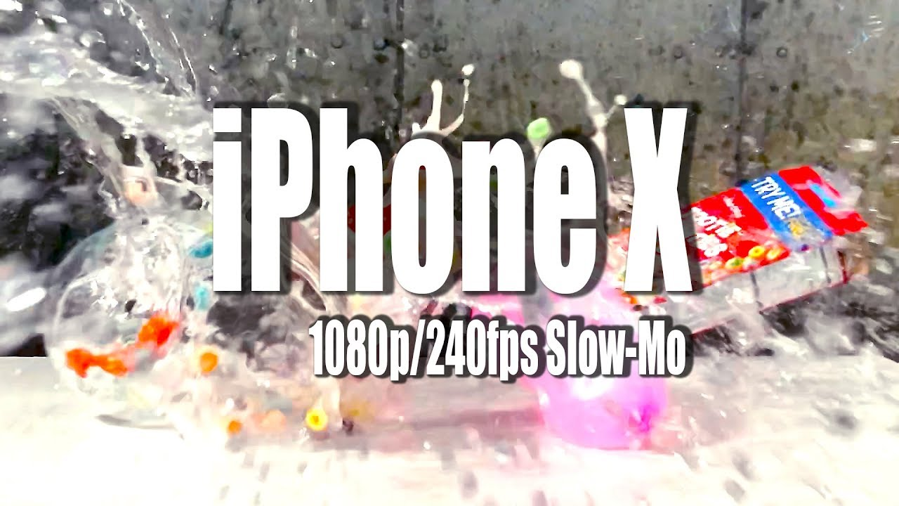 how to get slow mo on iphone 4s