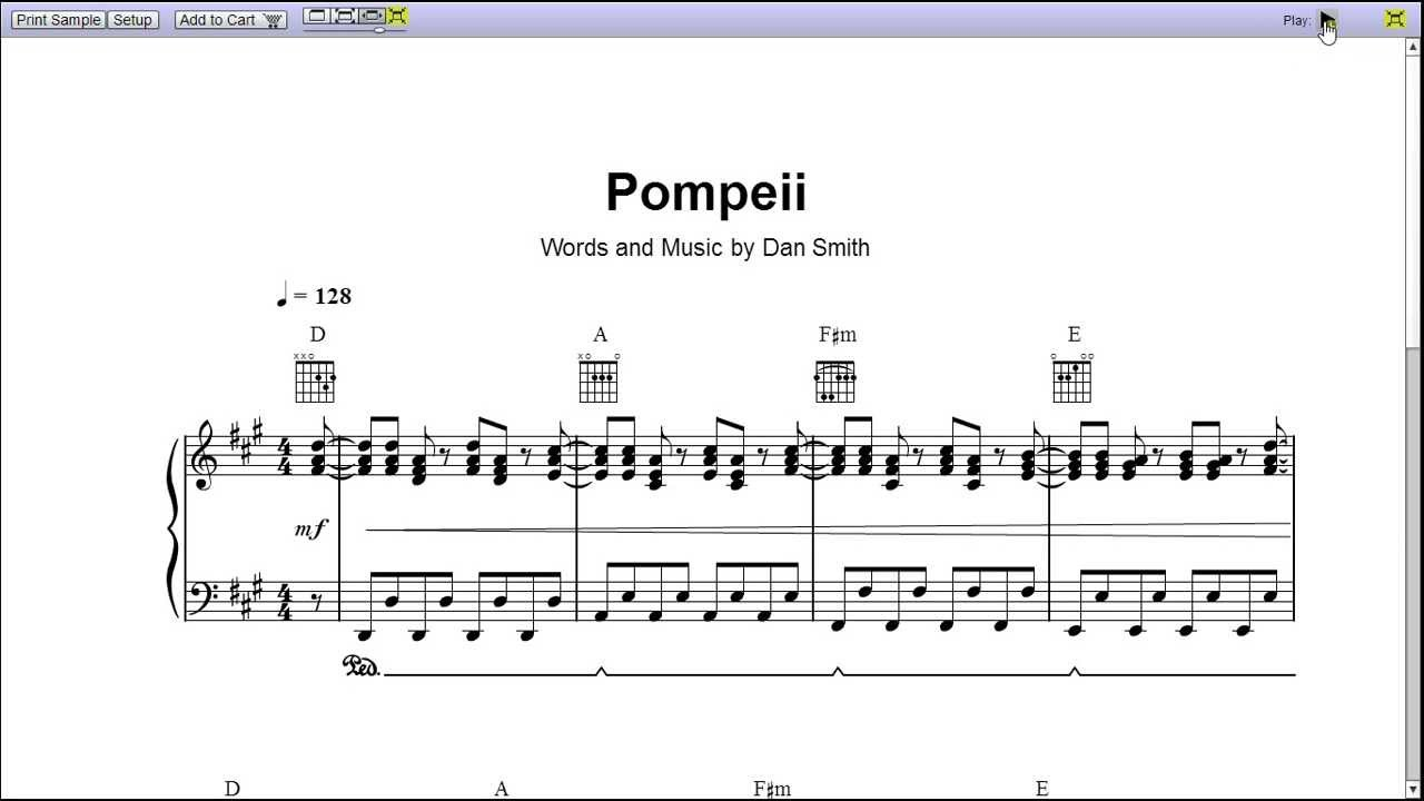 how to play vigens song on piano