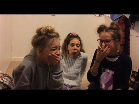 BRIS GALS FIRST EVER VIDEO