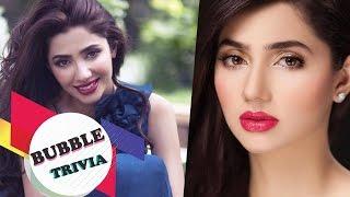 5 Shocking Facts About Mahira Khan