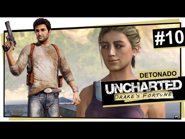 Uncharted #10 - A alfândega / Uncharted: Drake\'s Fortune (Português)