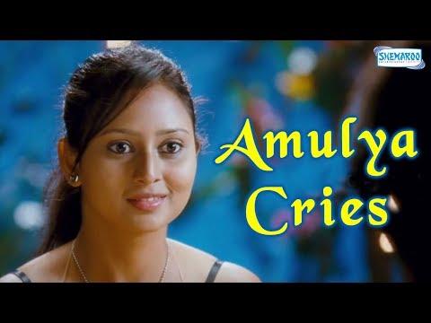 GajaKesari Kannada Movie - Amulya Cries |Yash | Amulya